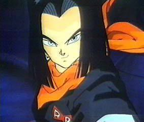 Android #17 Avatar