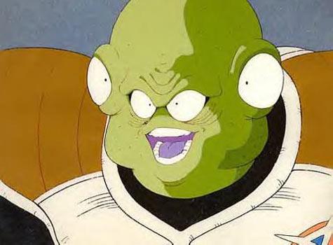 Super Saiyan Goku Jr UR STR  DBZ Space!