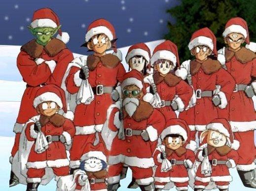 DBZ Christmas